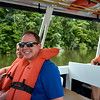 Returning from Tortuguero National Park on the Rio Parismina