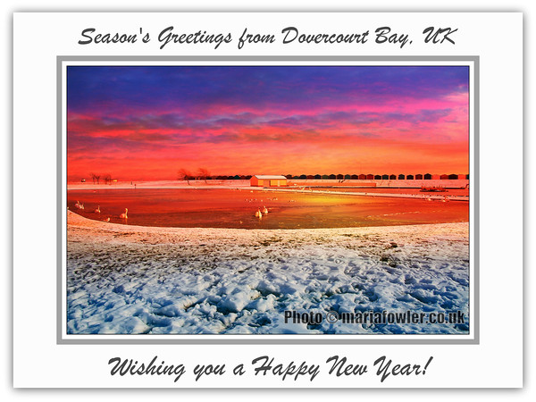 SEASON'S Greetings all, wishing you all a HAPPY NEW YEAR!