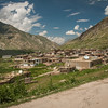 A village between Astore and Deosai