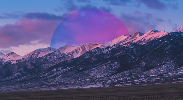 Mountain Gradient abstraction