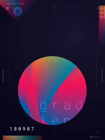 Gradient abstraction