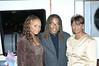 Sasha Wanzo, Malcolm Ali and Dorothy Wanzo
