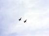 F-105s return from sorte... <br /> <br /> Takhli RTAFB Thailand, 1968-1969