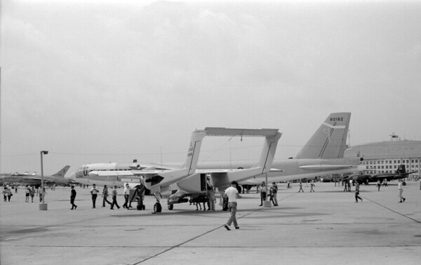 This image is probably from EGLIN AFB, Florida in 1970.
