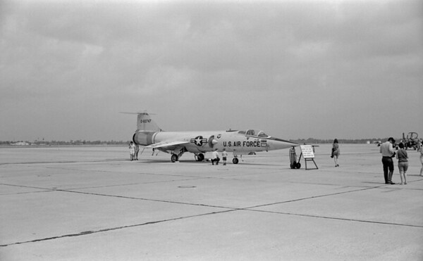This image appears to be from EGLIN AFB, Florida in 1970.