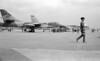 EB-66 Electronic Countermeasures - perhaps 42nd TEWS, Takhli Thailand, although this image is likely from 1970, at EGLIN AFB, Florida.