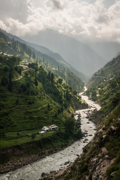 Kunar river, Kaghan