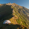 Our second campsite - we spent two nights here. It was at 11,800 ft eleveation.