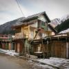 Naran bazar in winter