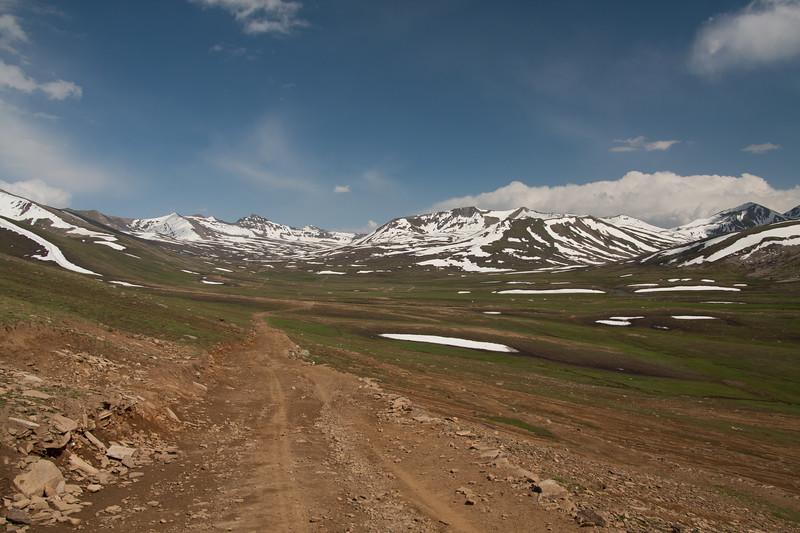 Gittidas plateau
