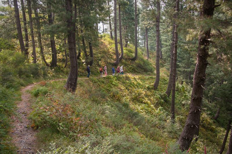 Miranjanji hiking track