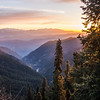 Sunrise from Nathia Gali