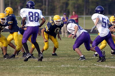 Middle School Football - 2005