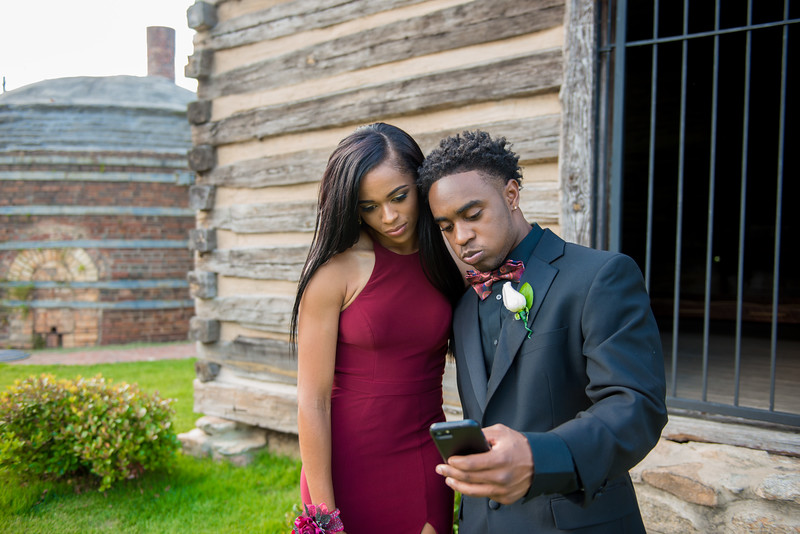 Cameron Green and Brittany Floyd.  photos by Patrick A. Albright