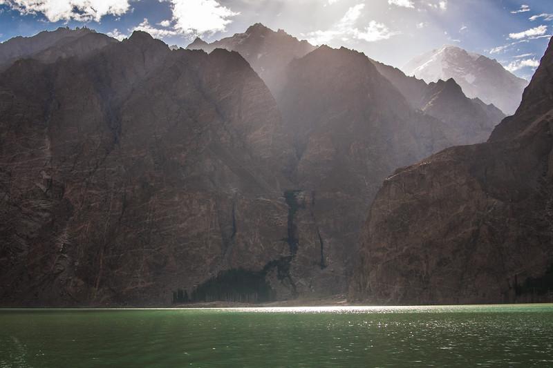Attabad Lake, Gojal, Gilgit Baltistan