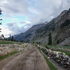 A jeep road in Naltar