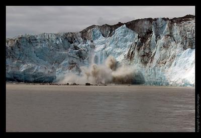 1239 Childs Glacier Calving