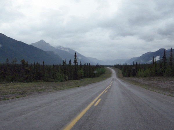 Near Stony Mountain Provincial Park in northern B.C.