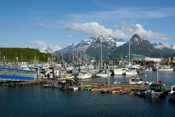 A classic image of Valdez.