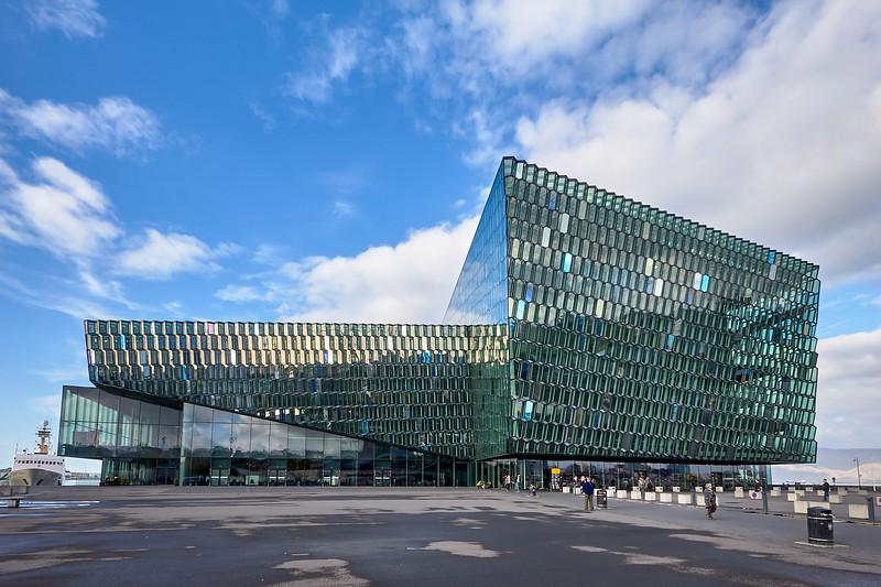 Reykjavík's concert hall, Harpa