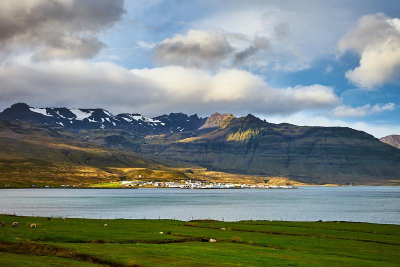 View of Grundarfjörður