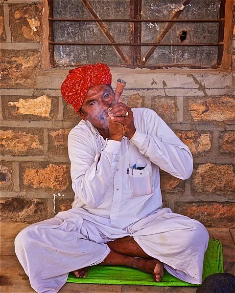 Traditional Smoking