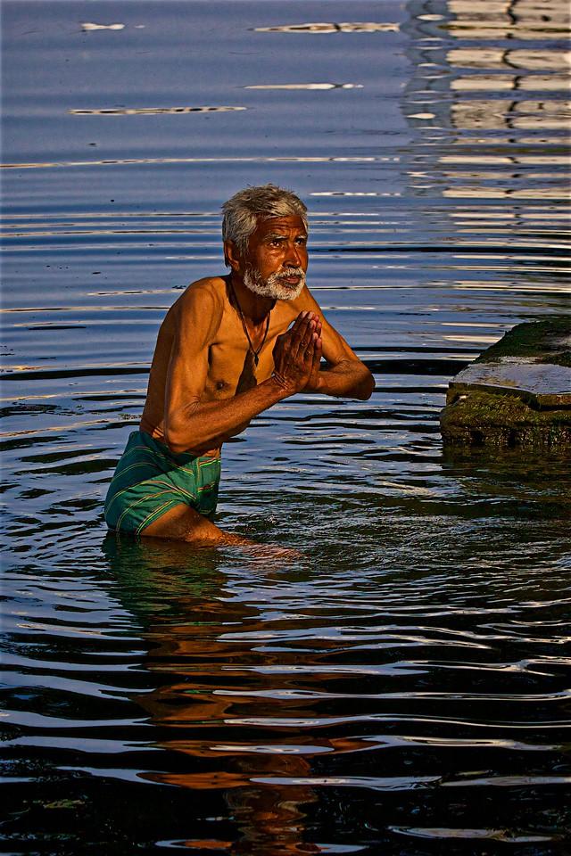Devotion on Picchola Lake