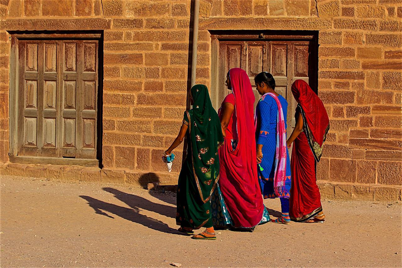 Inside Mehrangarh Fort