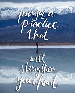 Pursue a Practice