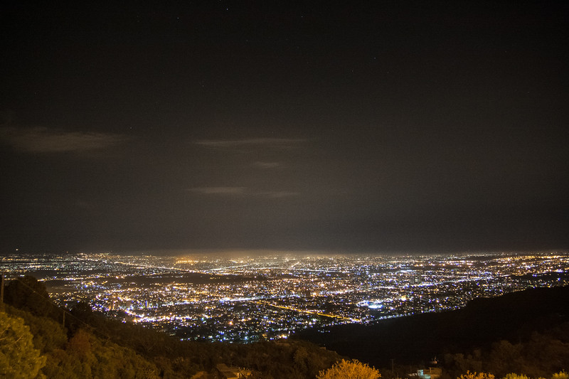 Islamabad at night