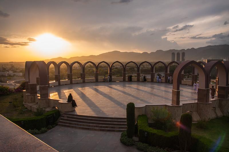 National Monument, Islamabad