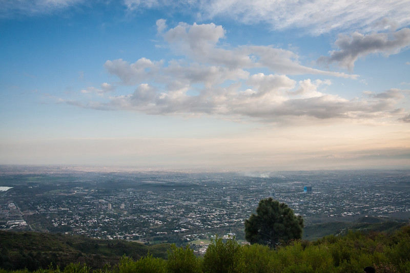 Islamabad as seen from Pir Sohawa