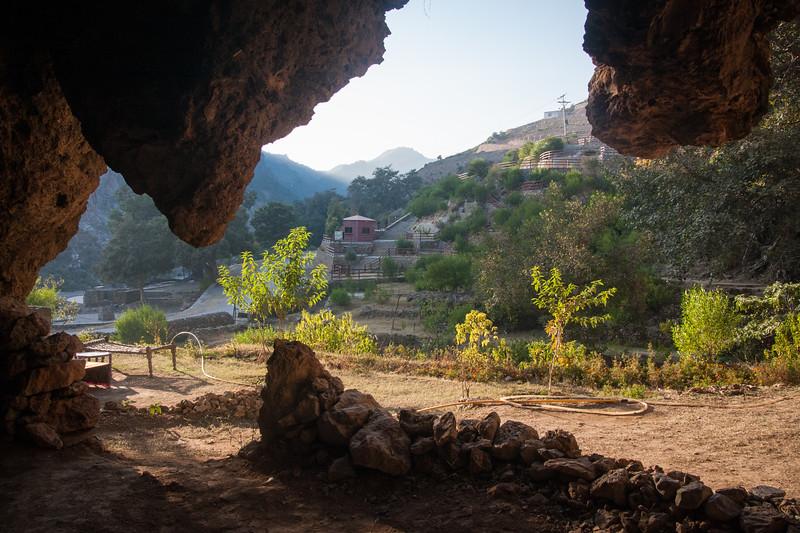 Shah Allah Ditta caves, near Islamabad