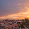 Rawalpindi at sunset