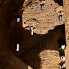 There were four levels in the Caracalla baths.  These are near the southeast apodyterium
