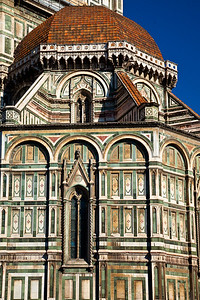 Basilica di Santa Maria del Fiore, Florence, Italy.