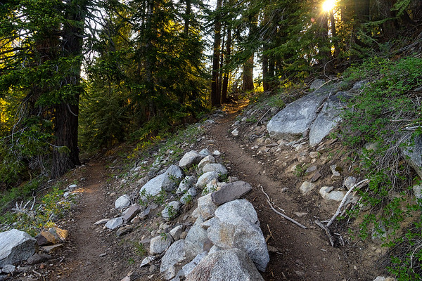 Mono Creek Climb