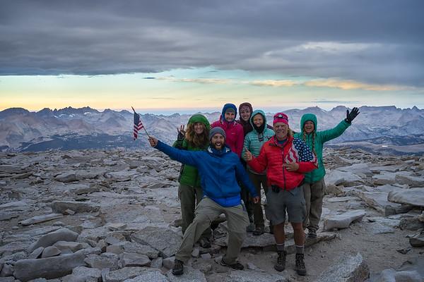 Summit Morning