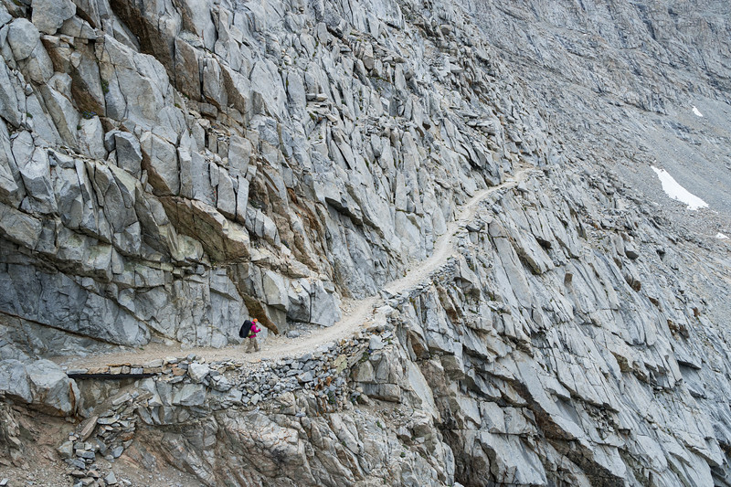 Forester Pass Descent