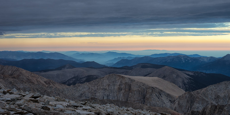 Mt. Whitney Morning