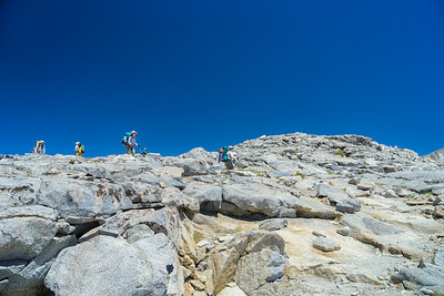 Donahue Pass Descent