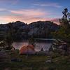 Emerald Lake Campsite