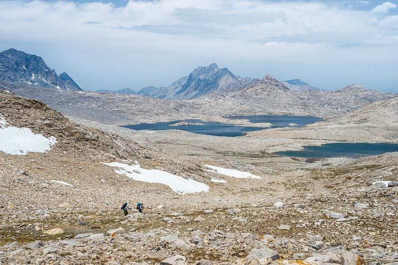 Approach to Muir Pass