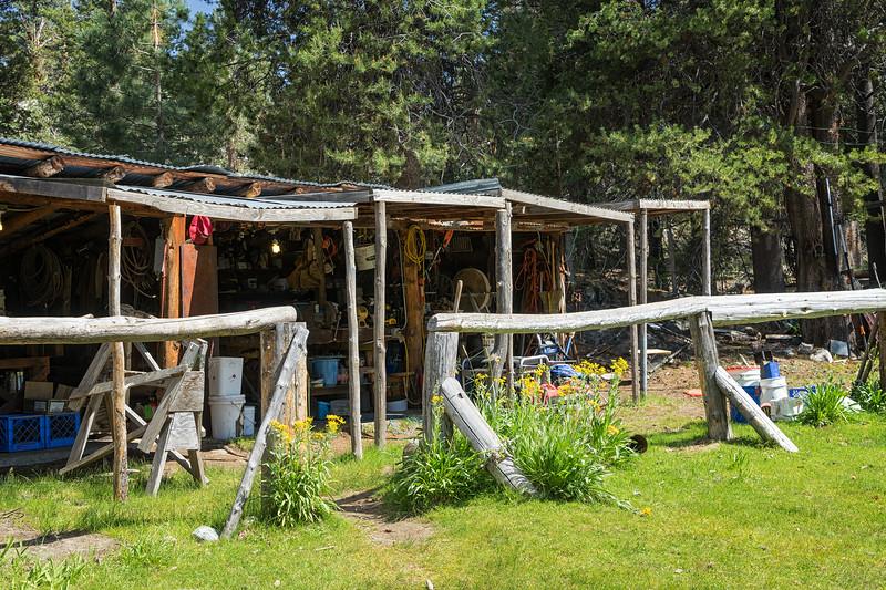 Muir Trail Ranch