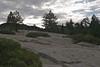 Striking sky at Dome Rock