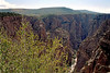 028_28a Black Canyon of the Gunnison<br /> <br /> (from NIKON N-65 35mm Kodak Pro 400ASA)