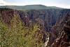 028_28a Black Canyon of the Gunnison<br /> <br /> (from NIKON N-65 35mm Kodak Pro 400ASA)