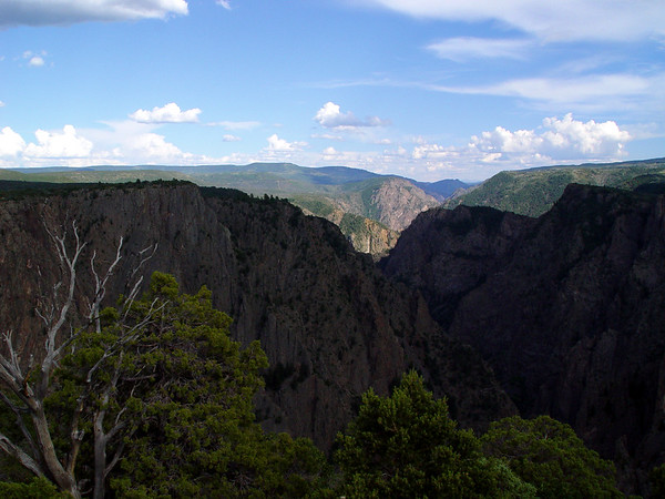 DSC05027a Black Canyon of the Gunnison