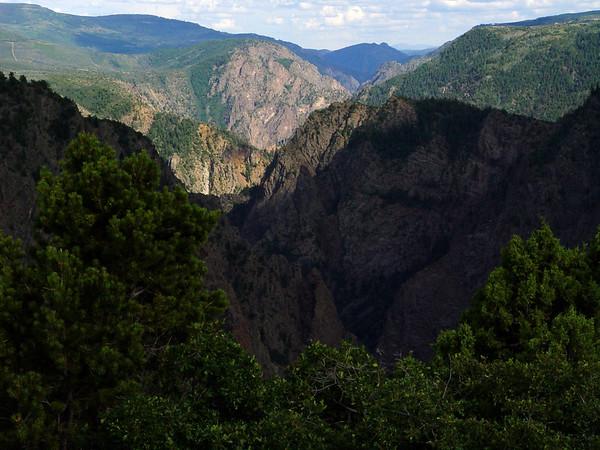 DSC05028a Black Canyon of the Gunnison