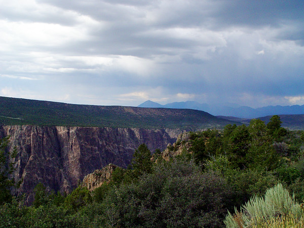 DSC05035a Black Canyon of the Gunnison